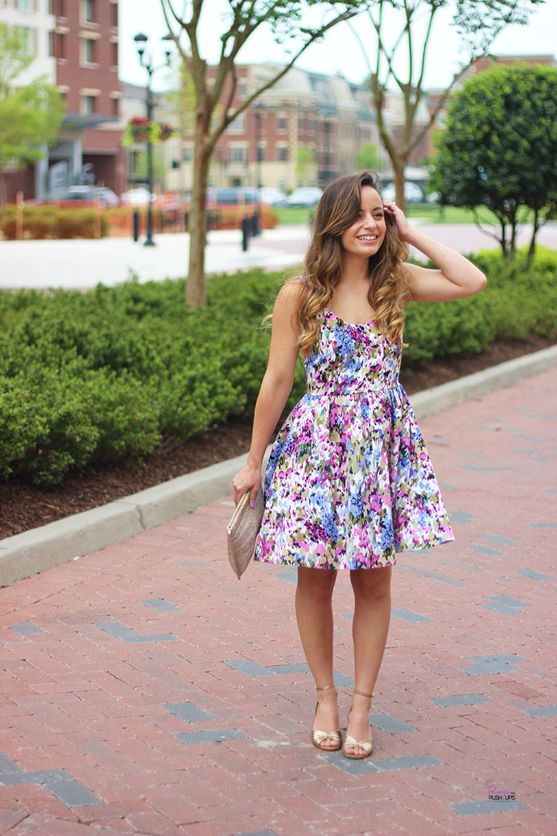 Painted Floral Styled