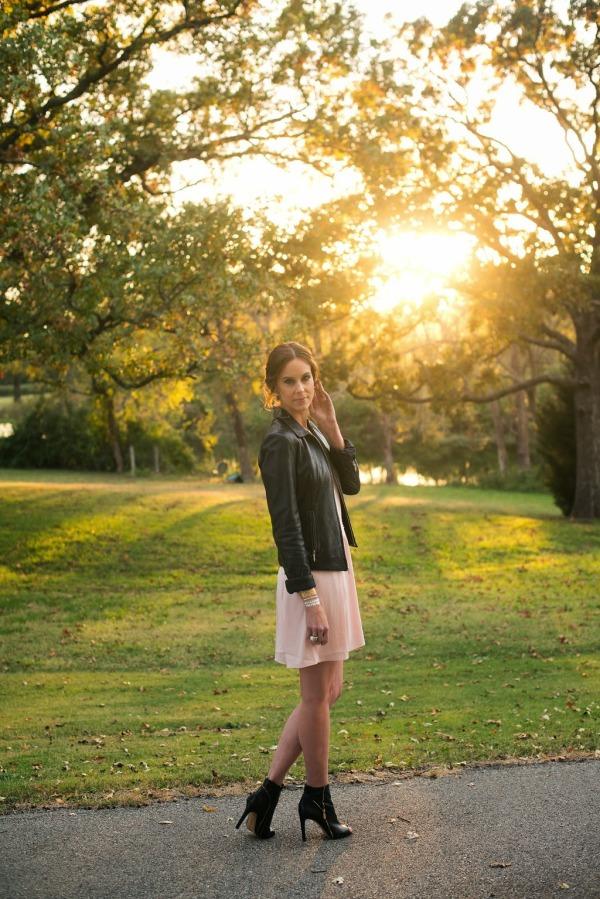 leather_pinkdress