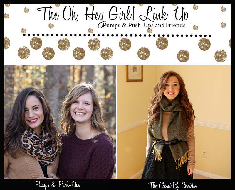 Closet By Christie, oh, hey girl link-up cohost