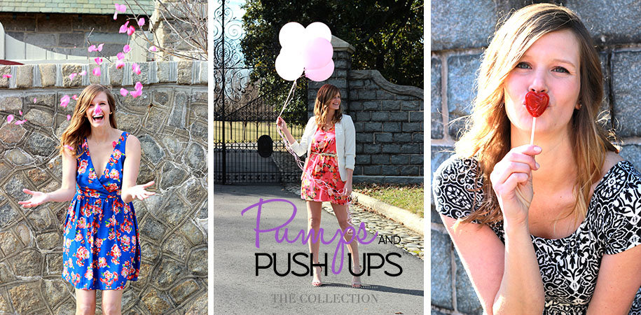 the pumps and push-ups collection