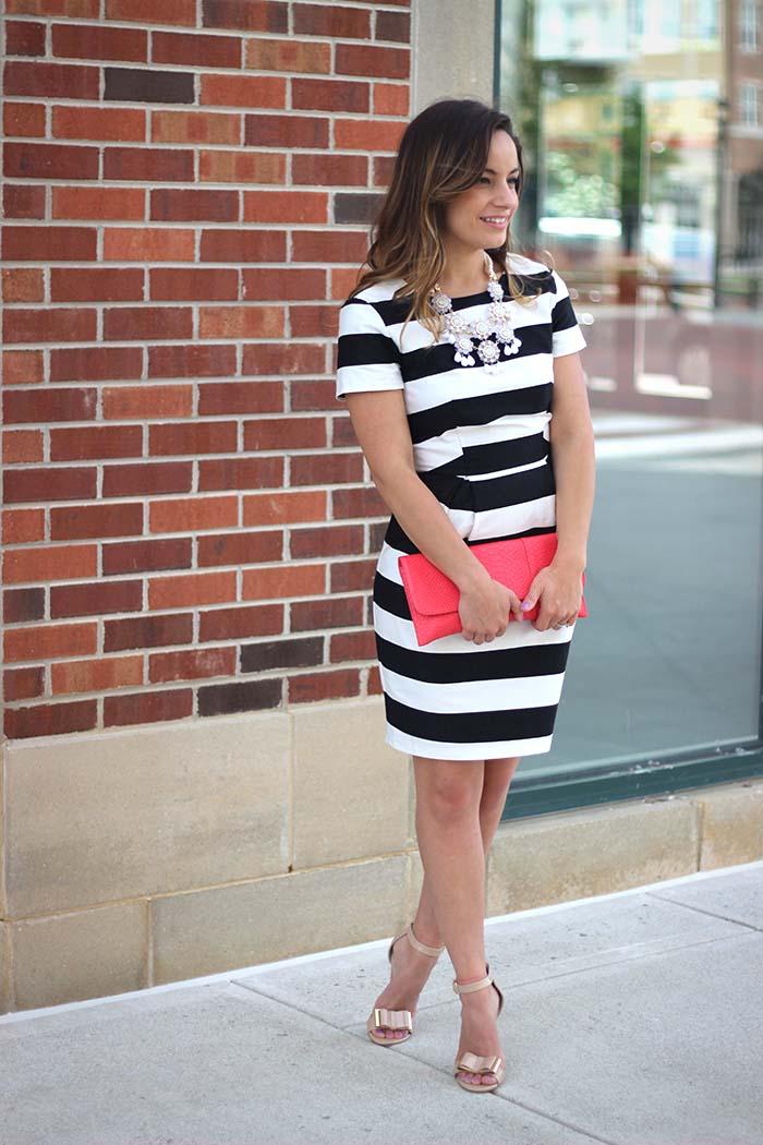 Brooke of Pumps and Push-Ups, spring dress