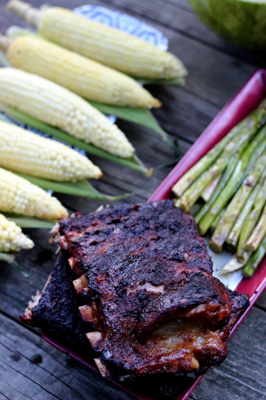 Summertime Grilling - Healthy Options, Smithfield Ribs