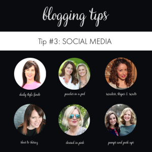 tip 3 social media blogging tips