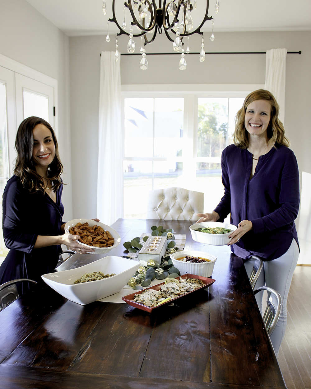 A Dietitian Approved Thanksgiving Menu
