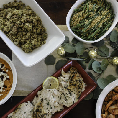 A Dietitian Approved Thanksgiving Menu With #MartinsFoods