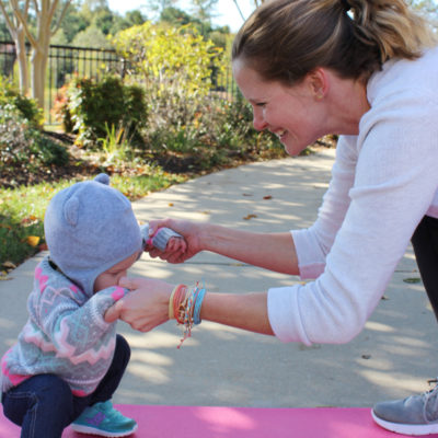Mommy & Me Workout (Toddler Edition) With Pura Vida