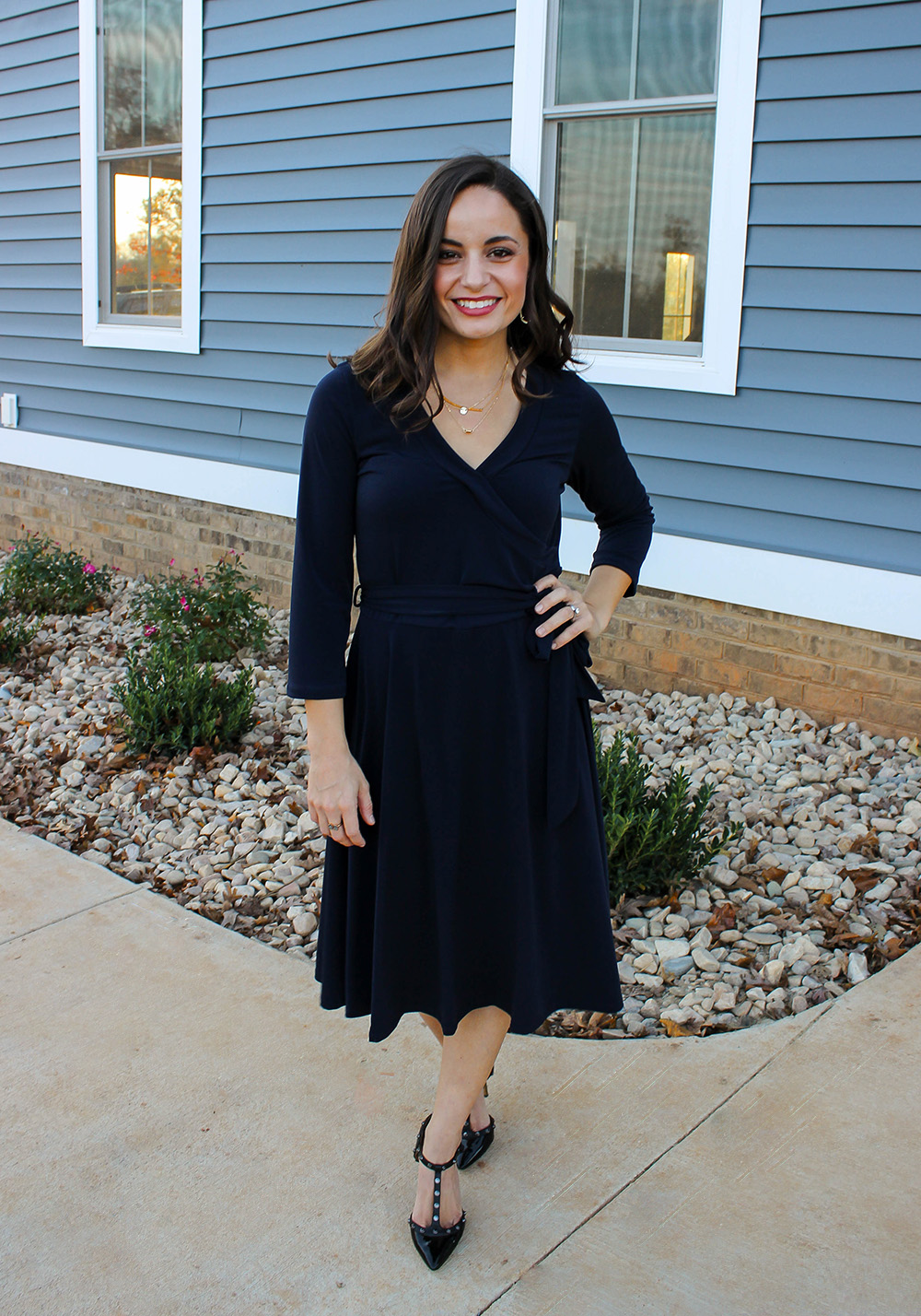 Happiness Boutique Thanksgiving Outfit