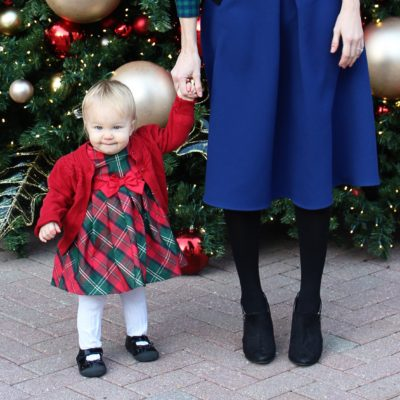 A Merry Mommy & Me
