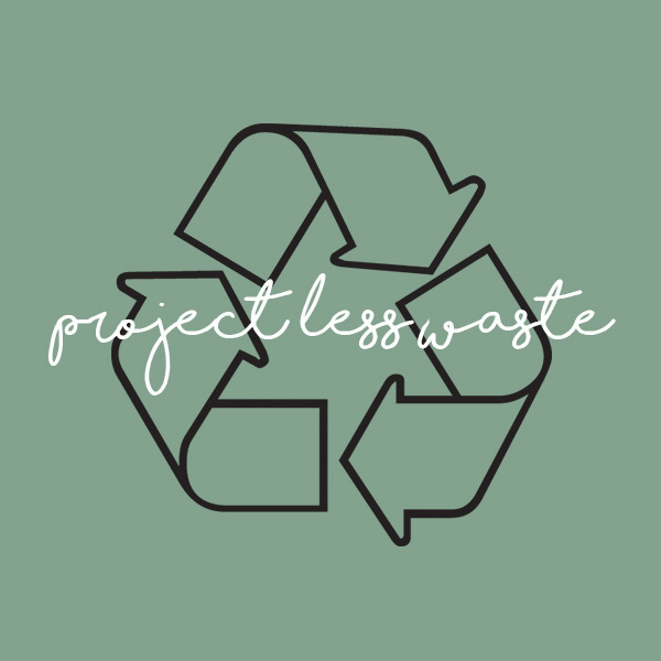 Project Less Waste: January Rundown