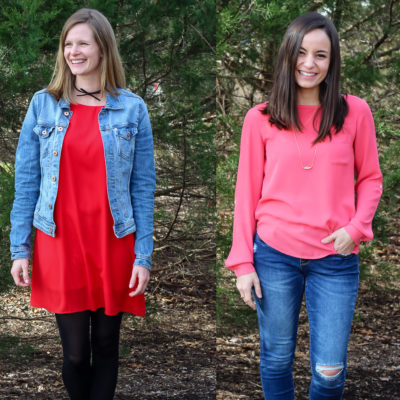 Your Style, Our Style – A Valentine's Day Blogger Collaboration & Oh, Hey Girl! Link-Up!