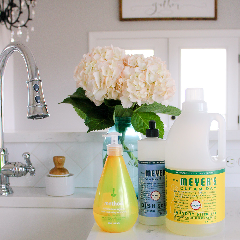 My Go-To Cleaning Products