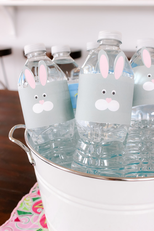 Bunny Bottle Wraps