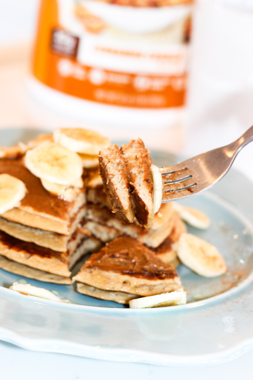 protein pancakes with quest protein