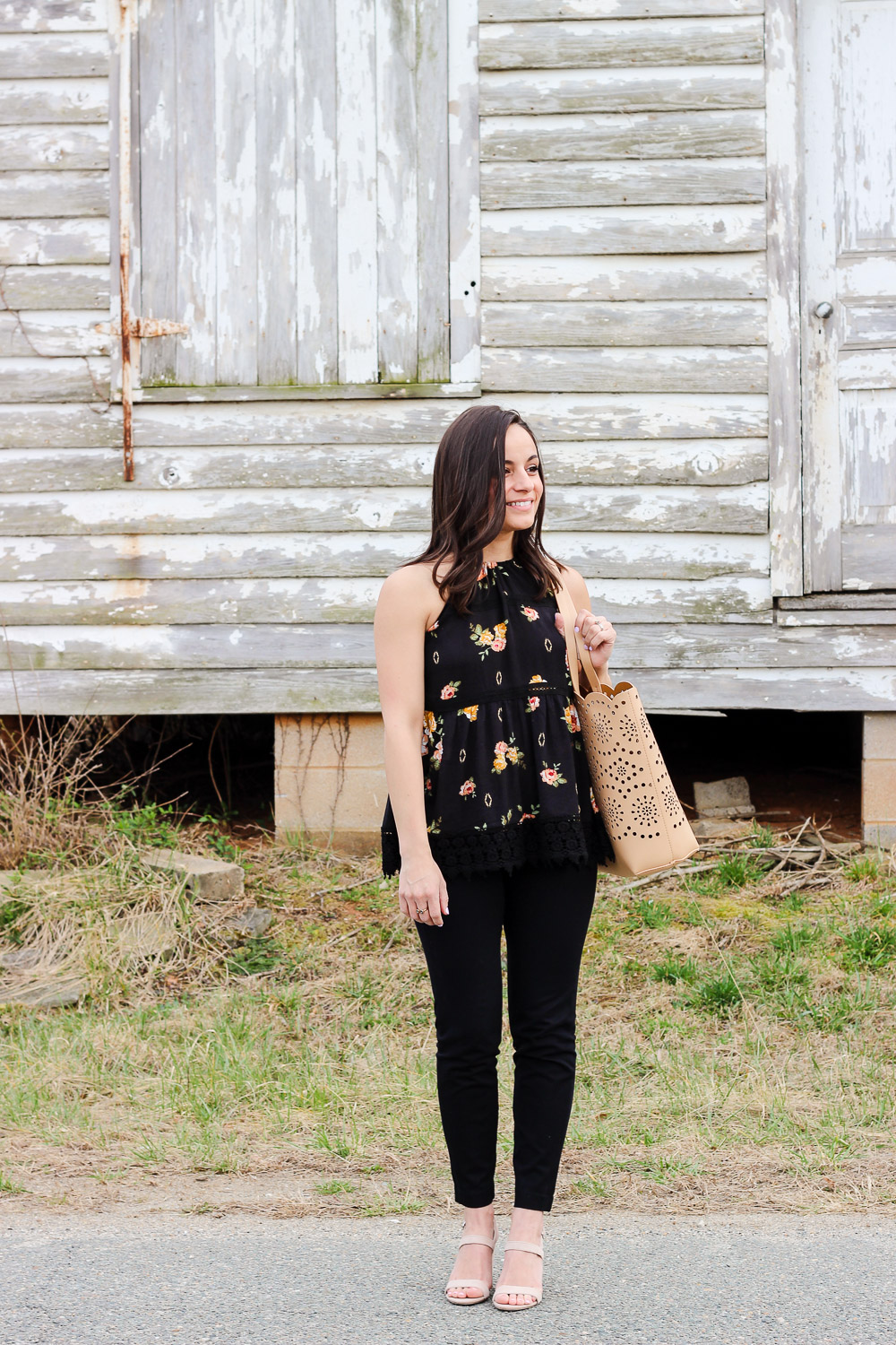 floral tops for spring francescas