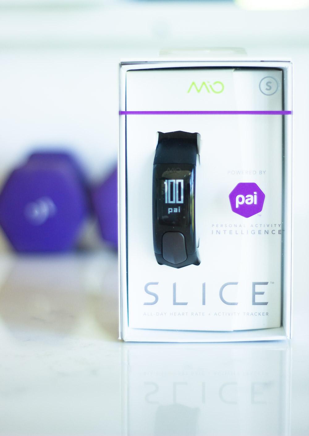 Mio Slice fitness tracker