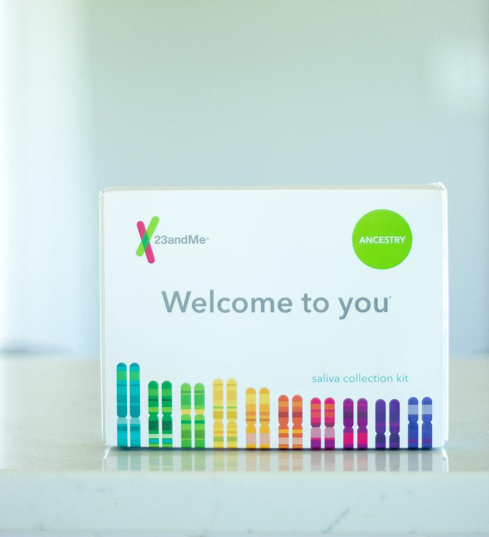 23andMe DNA Ancestry Kit