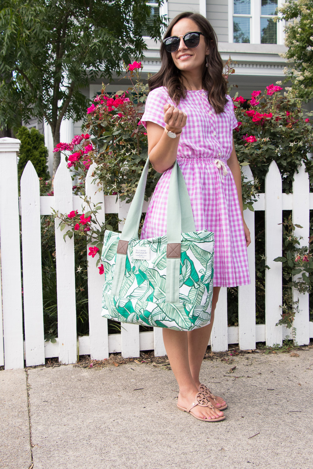 Summer Style: gingham