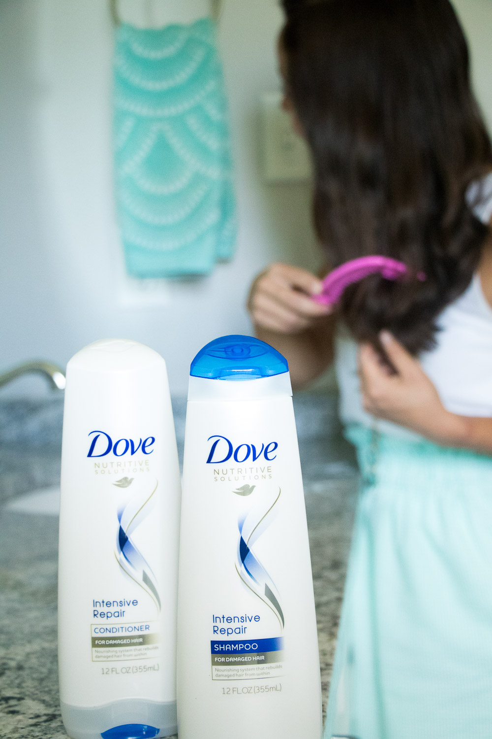 Dove Intensive Repair Shampoo and Conditioner