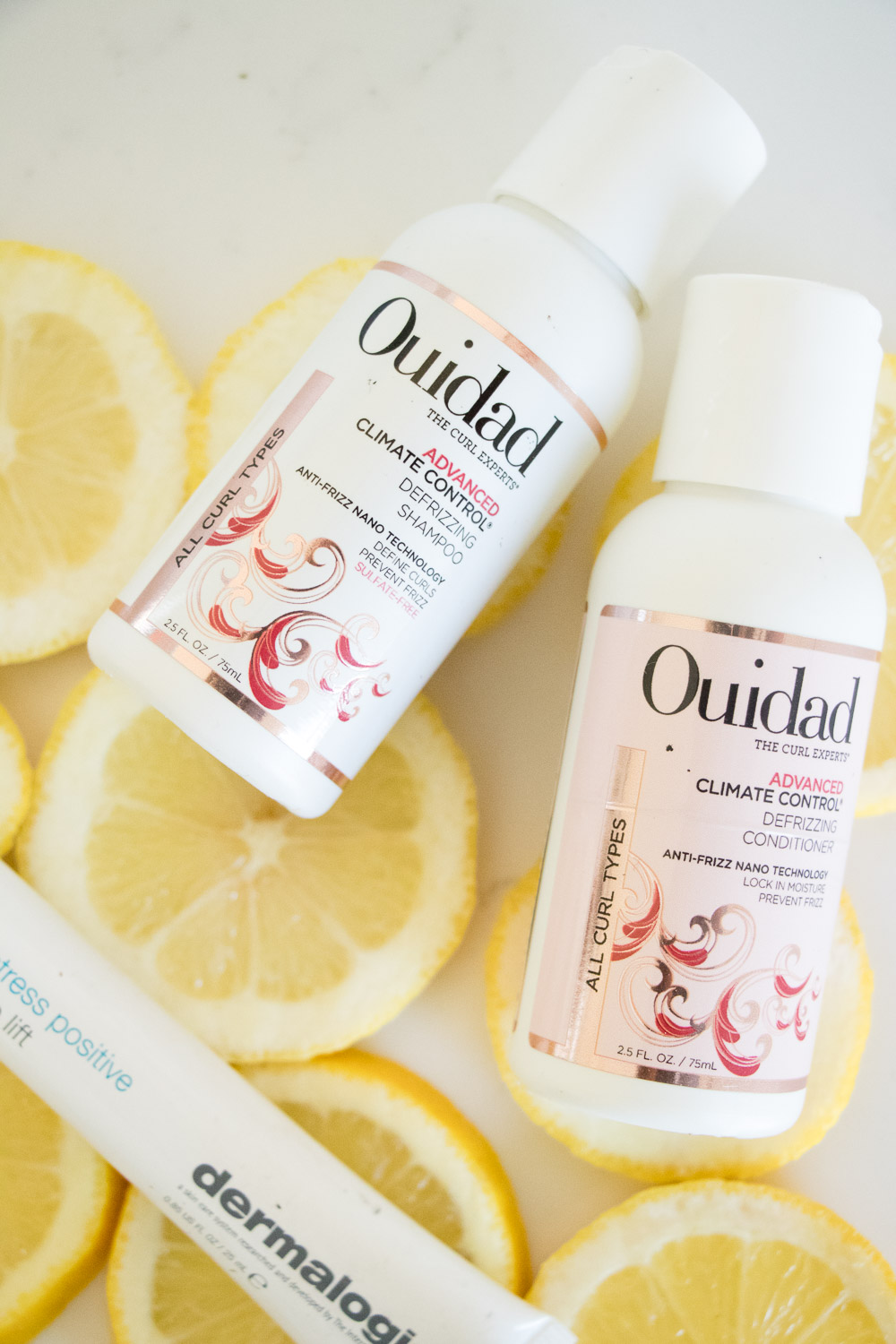 Ouidad Humidity resistant shampoo and condition