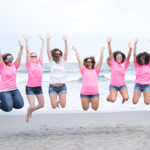Folly Beach Bachelorette Party