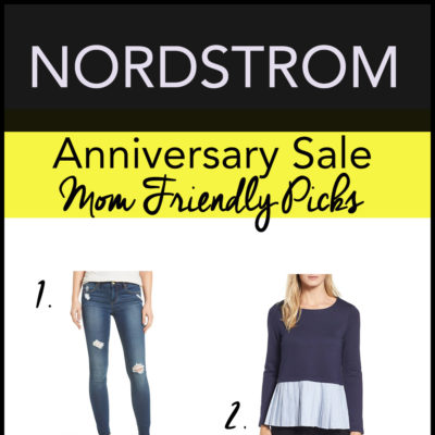 Mom Friendly Nordstrom Anniversary Sale Picks: Early Access