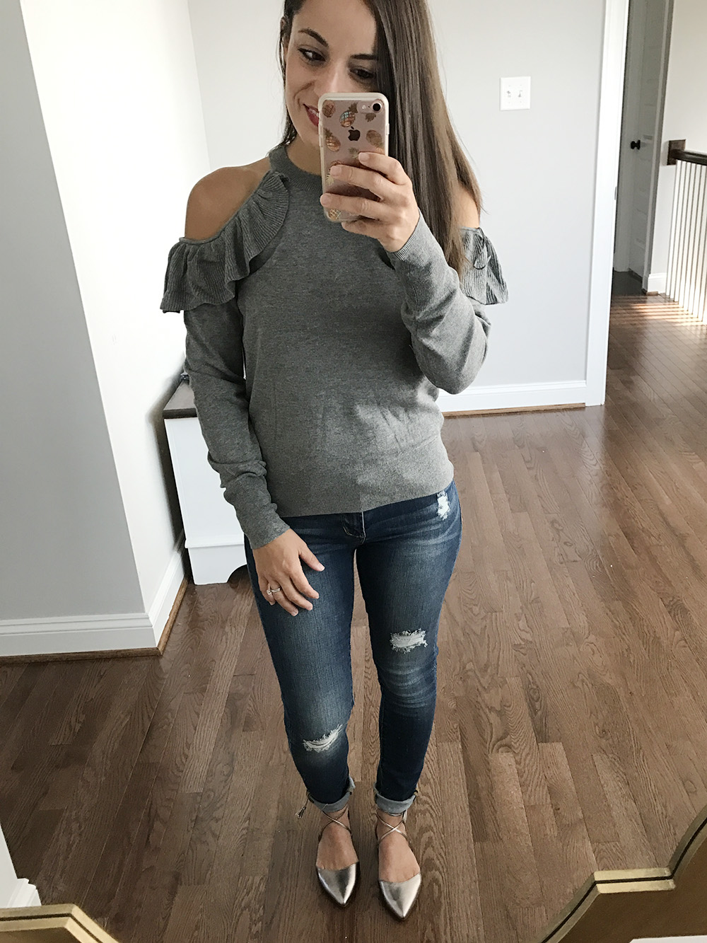 Cold Shoulder Sweater Nordstrom Anniversary Sale Picks