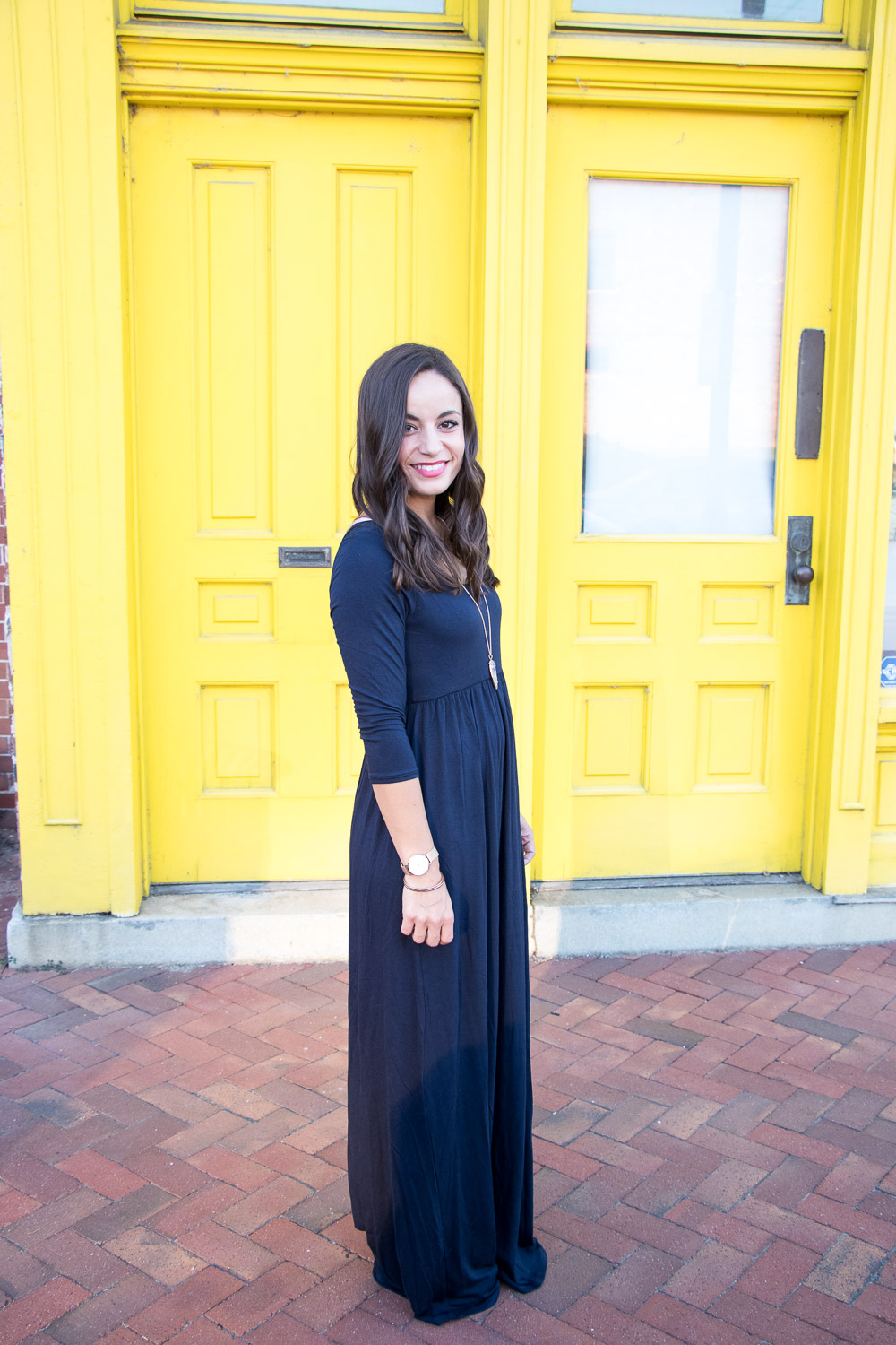 Stay At Home Mom Outfit - Maxi Dress
