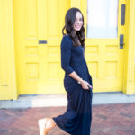 How To Wear a Maxi Dress When You're Petite