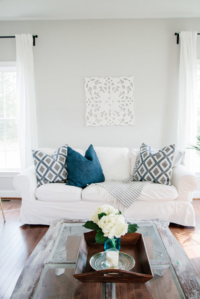 Five Affordable Ways To Create An Inviting Living Room