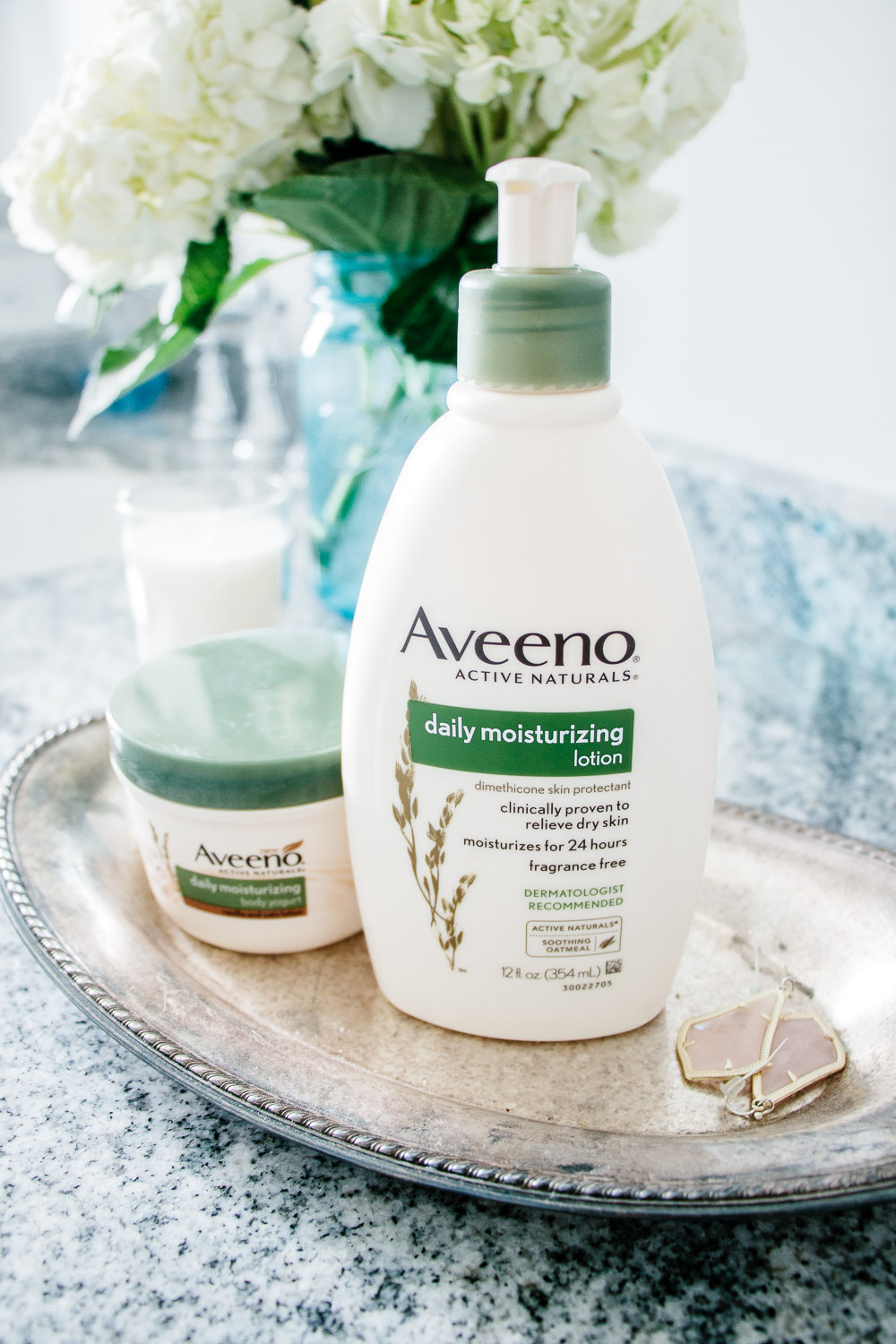 Take A Moment To Yourself with Aveeno