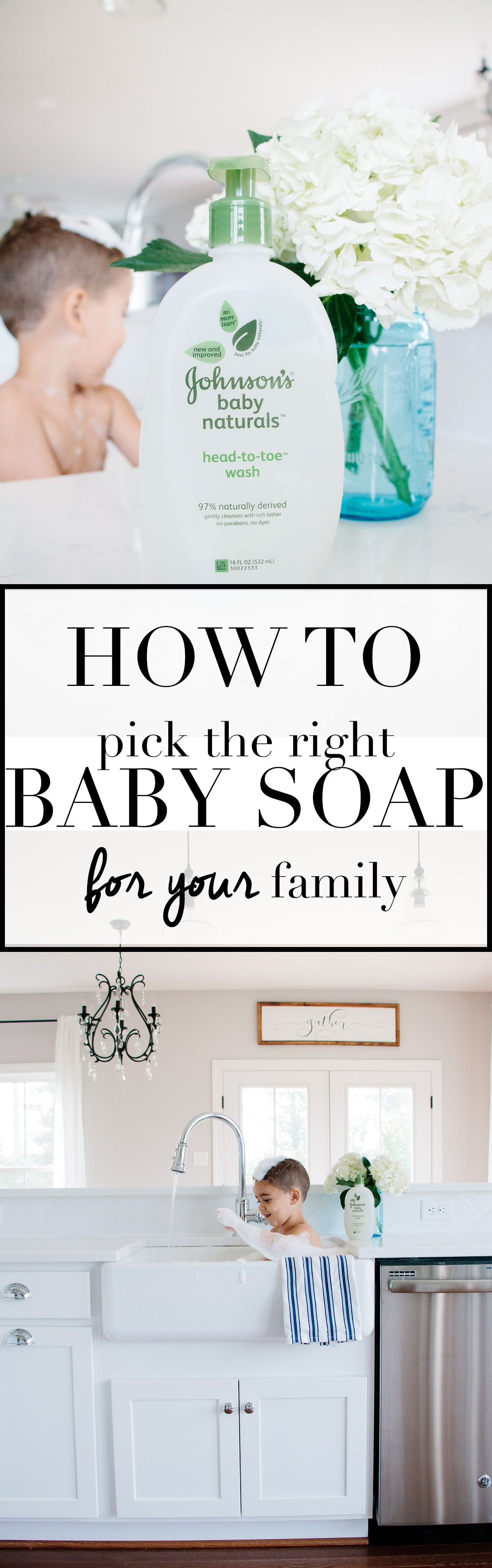 How To Pick The Best Baby Soap For My Family