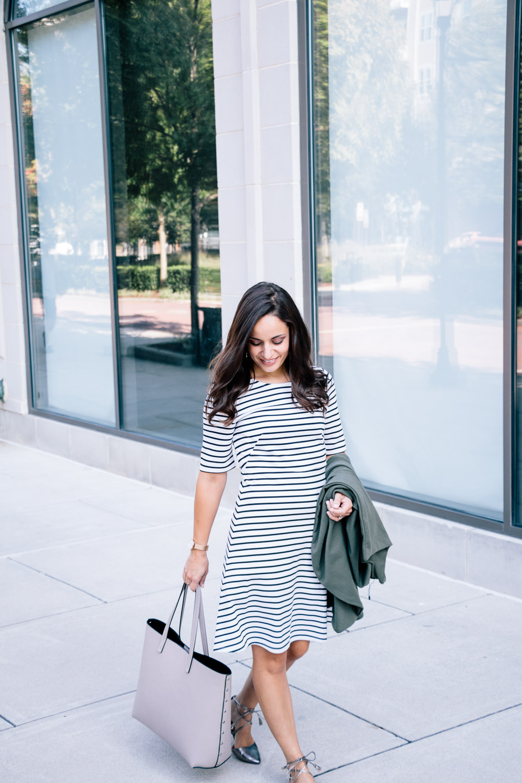 Petite Fashion Blogger Brooke of Pumps and Push-Ups
