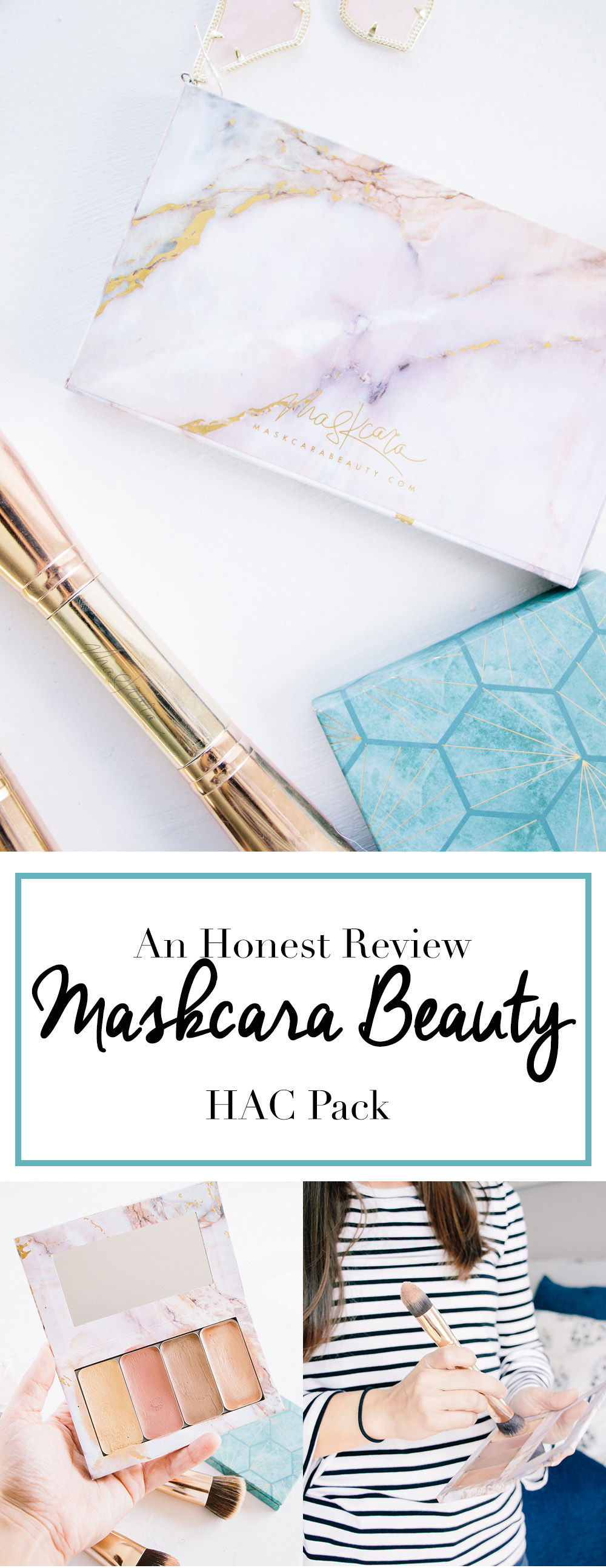 Review of Maskcara Beauty HAC Pack - the foundation you're going to want to try.