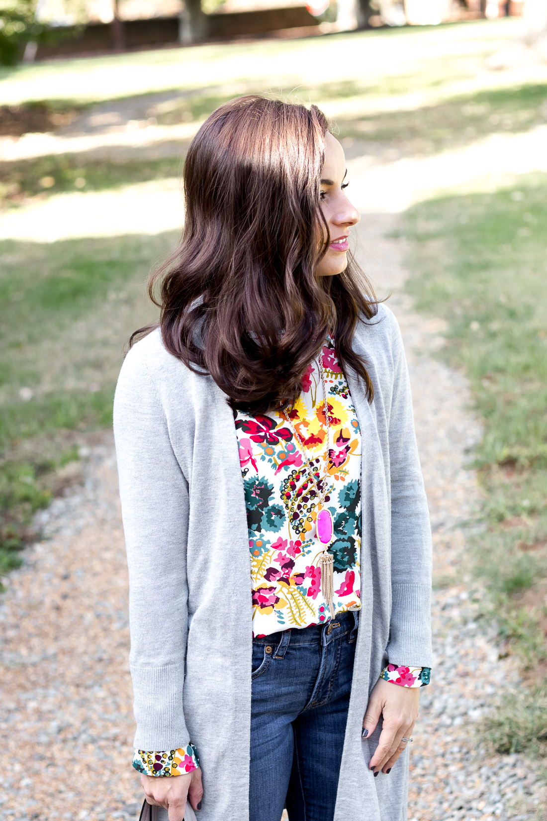 Confident Casual Style - Fall Outfit