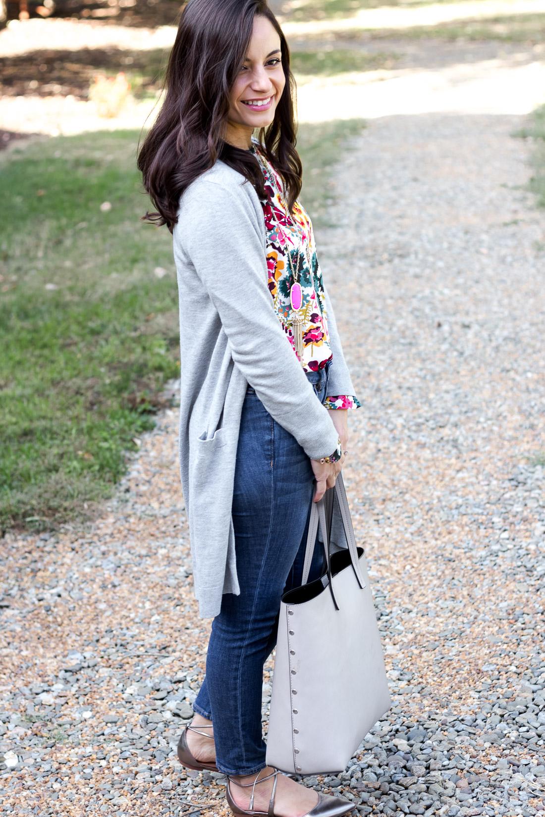Petite Style Blogger Brooke of Pumps & Push-Ups