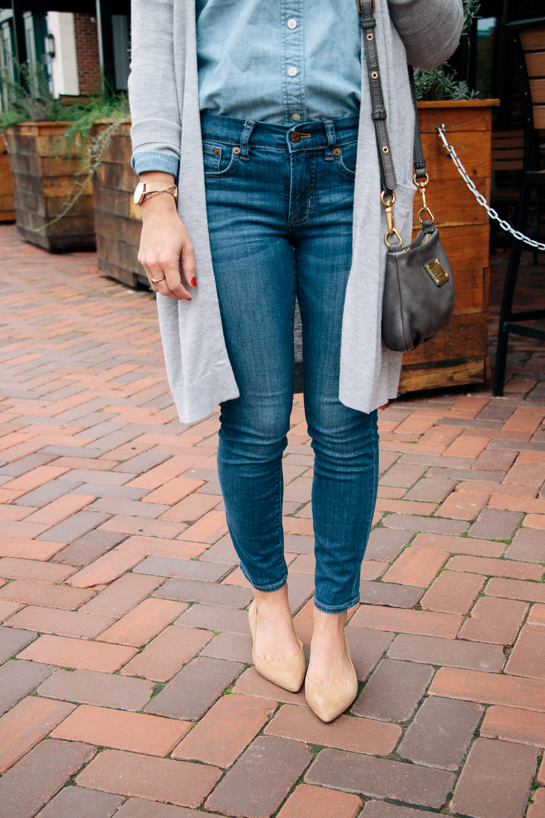 Sam Edelman Suede Flats - the perfect neutral flats