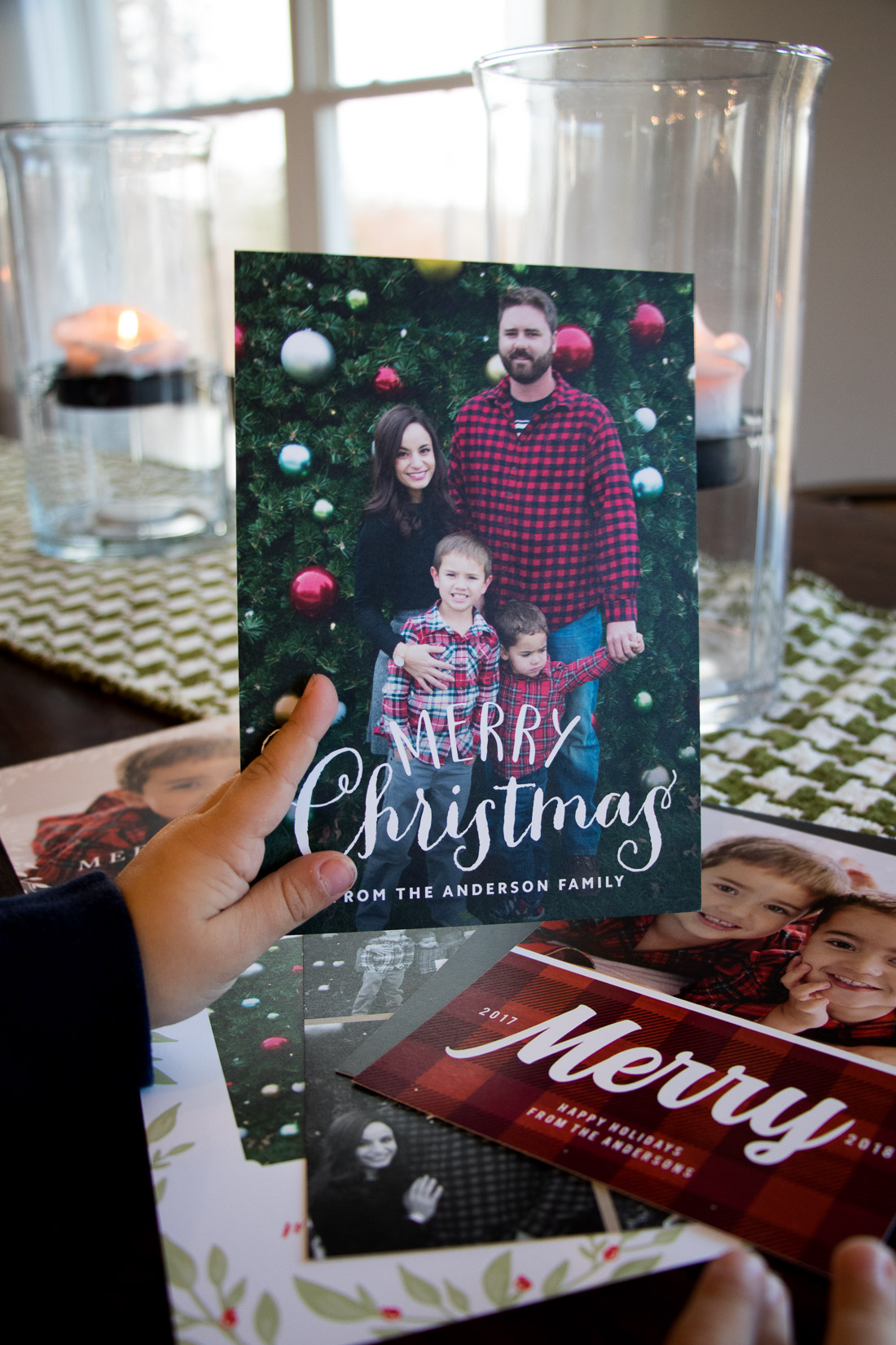 Holiday Cards from Basic Invite Review
