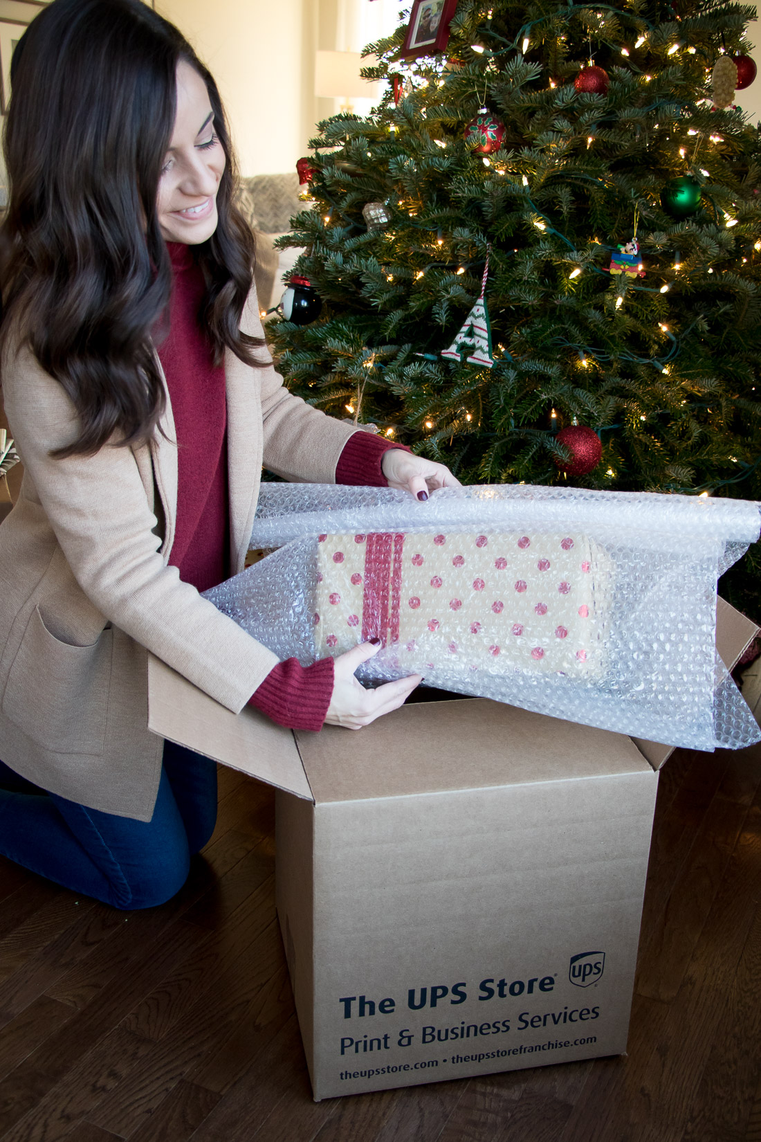 How To Pack Your Holiday Gifts For Shipping