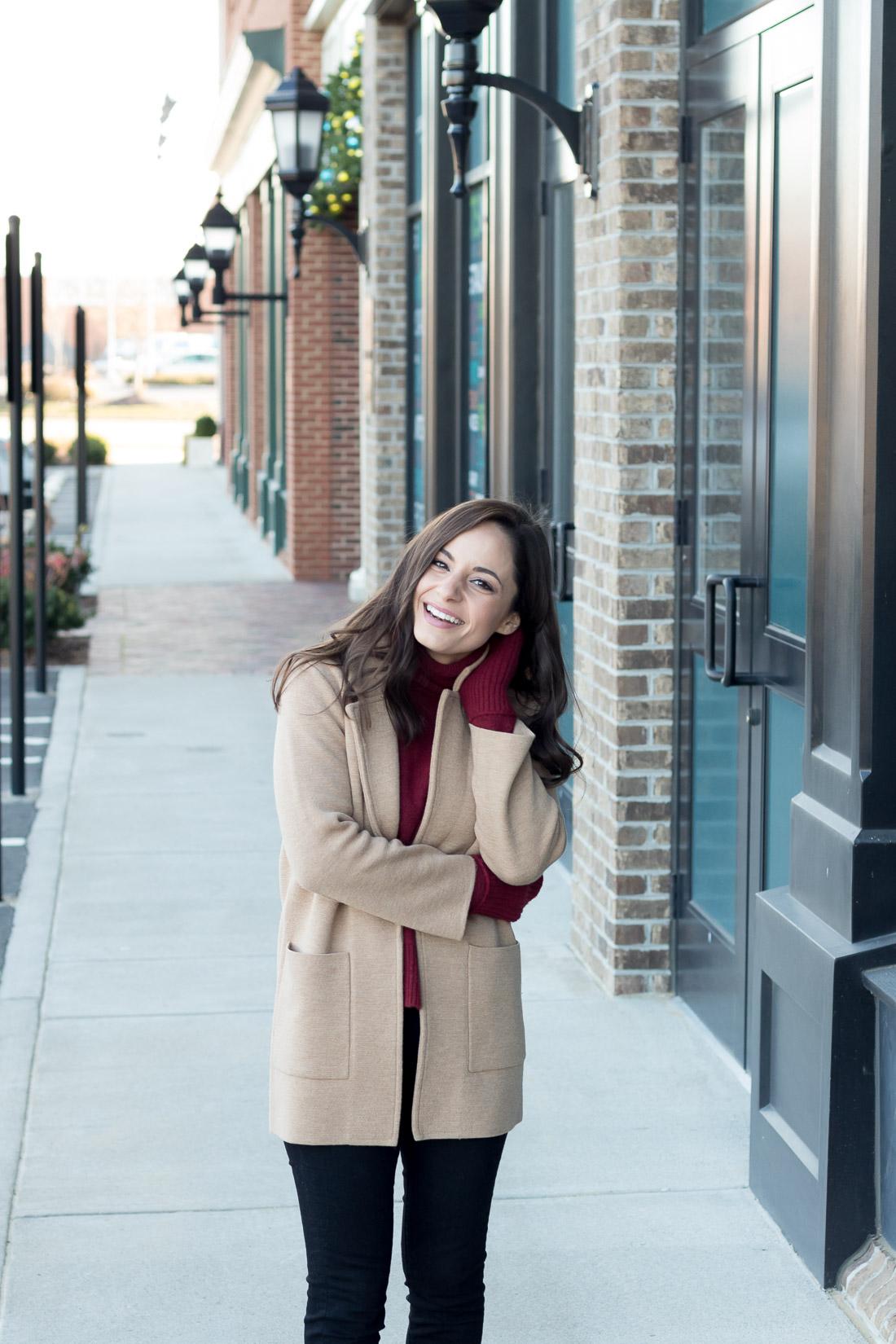 Winter Wardrobe favorites of Brooke of Pumps & Push Ups