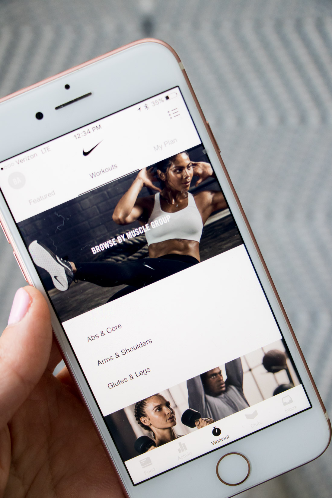 Best Free Fitness Apps, Nike Training Club