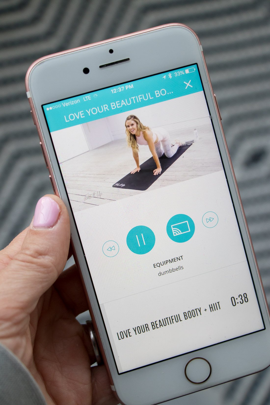 Review of the top five fitness apps