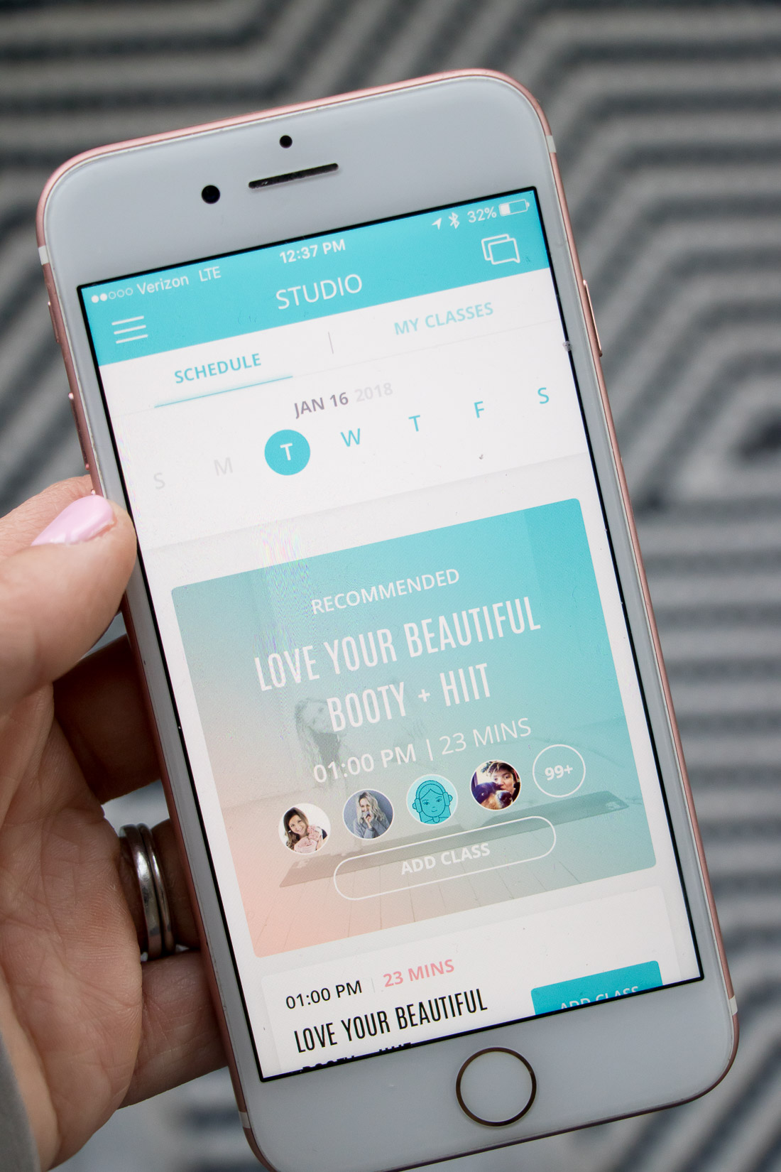 Tone It Up Studio App, why you should try it