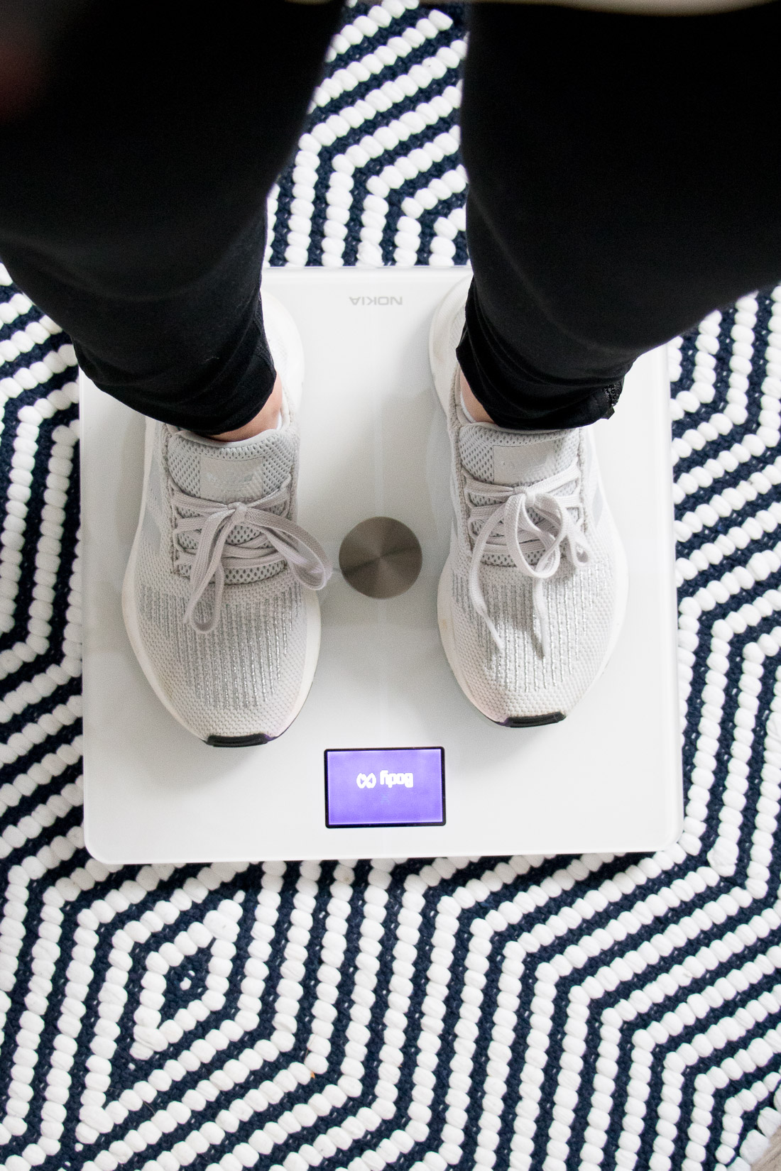 Measure Body Fat Percentage with the Nokia Body+ Scale
