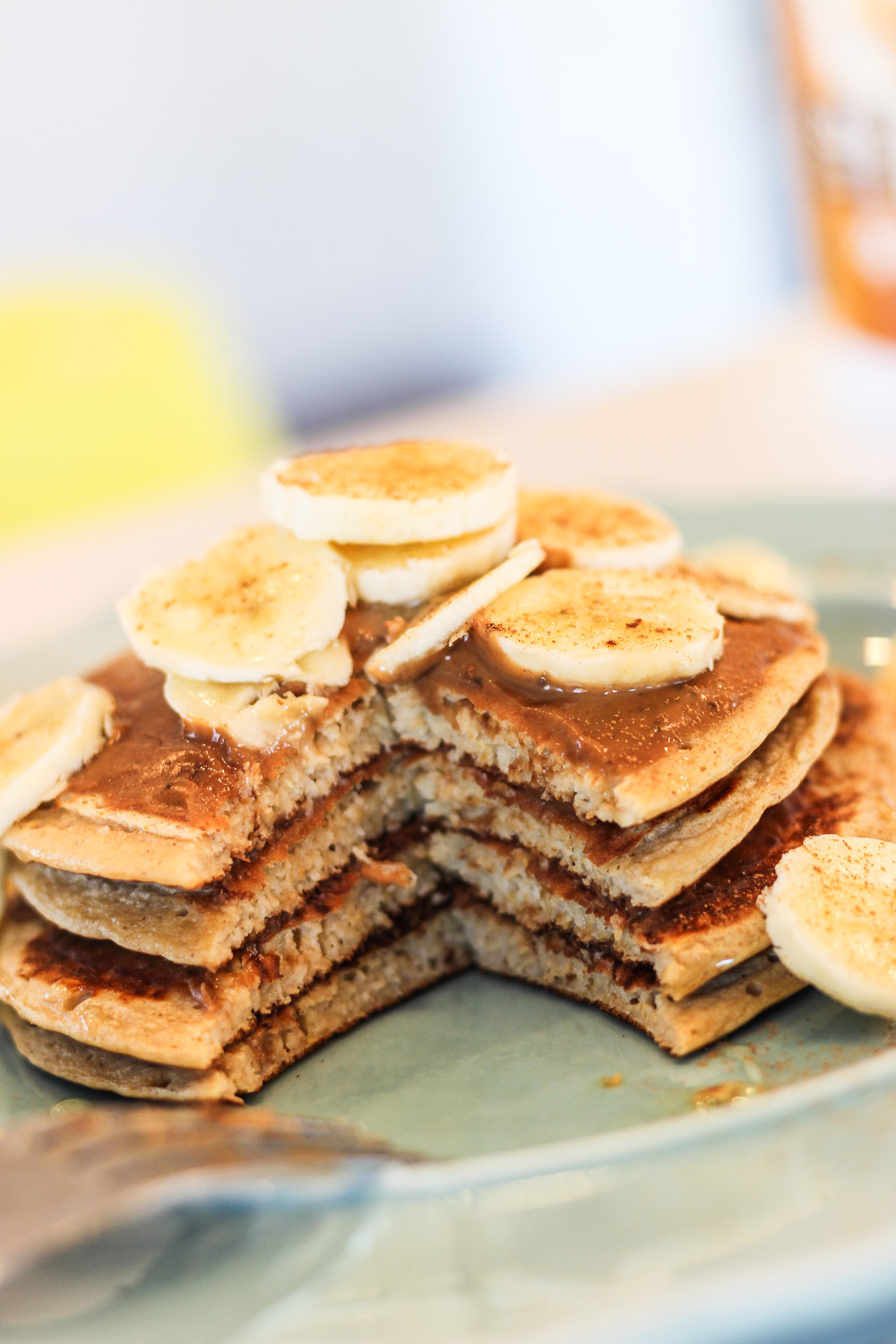 Quest cinnamon crunch protein pancakes now you tell me have you ever tried protein pancakes or any quest products ccuart Images