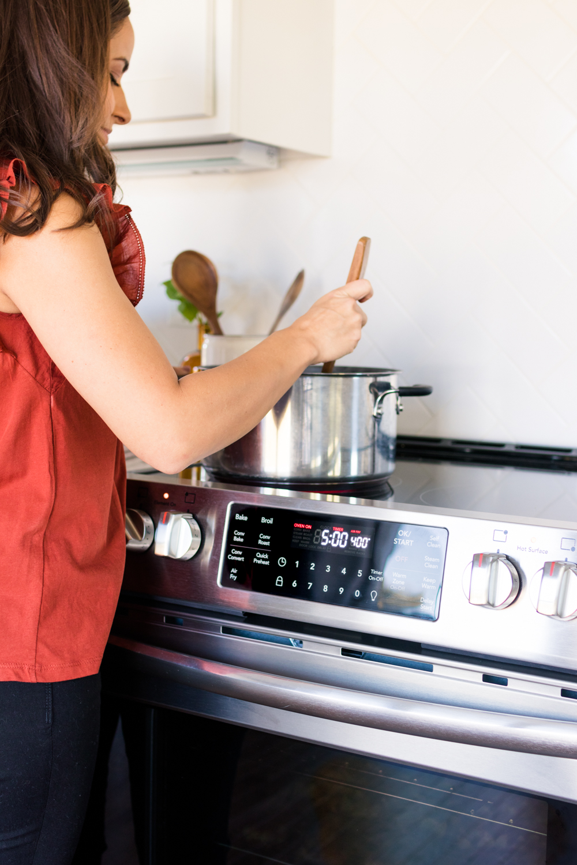 Frigidaire air fry oven