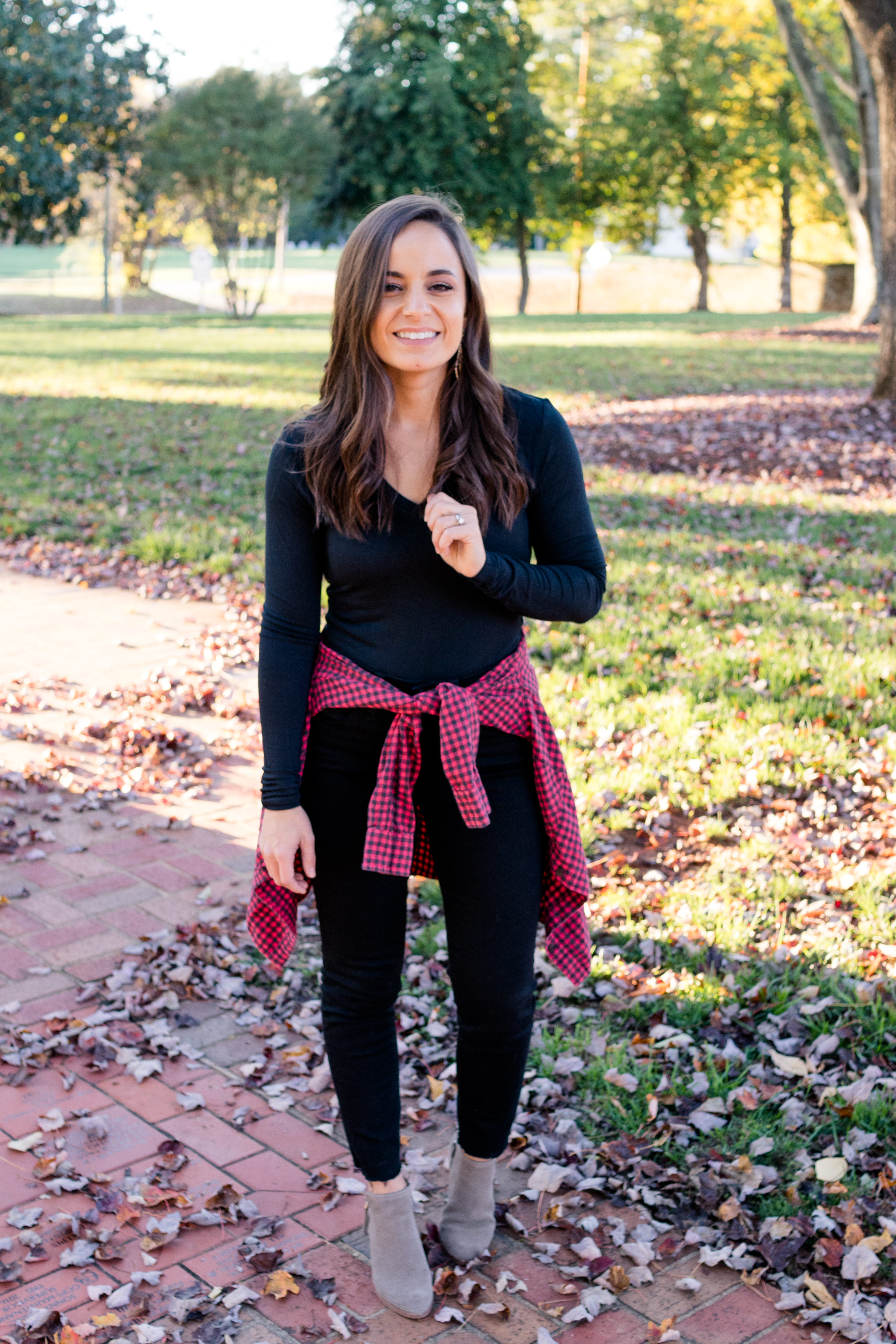 Fall outfit via pumps and push-ups blog | fall outfit with cuddl duds | fall fashion