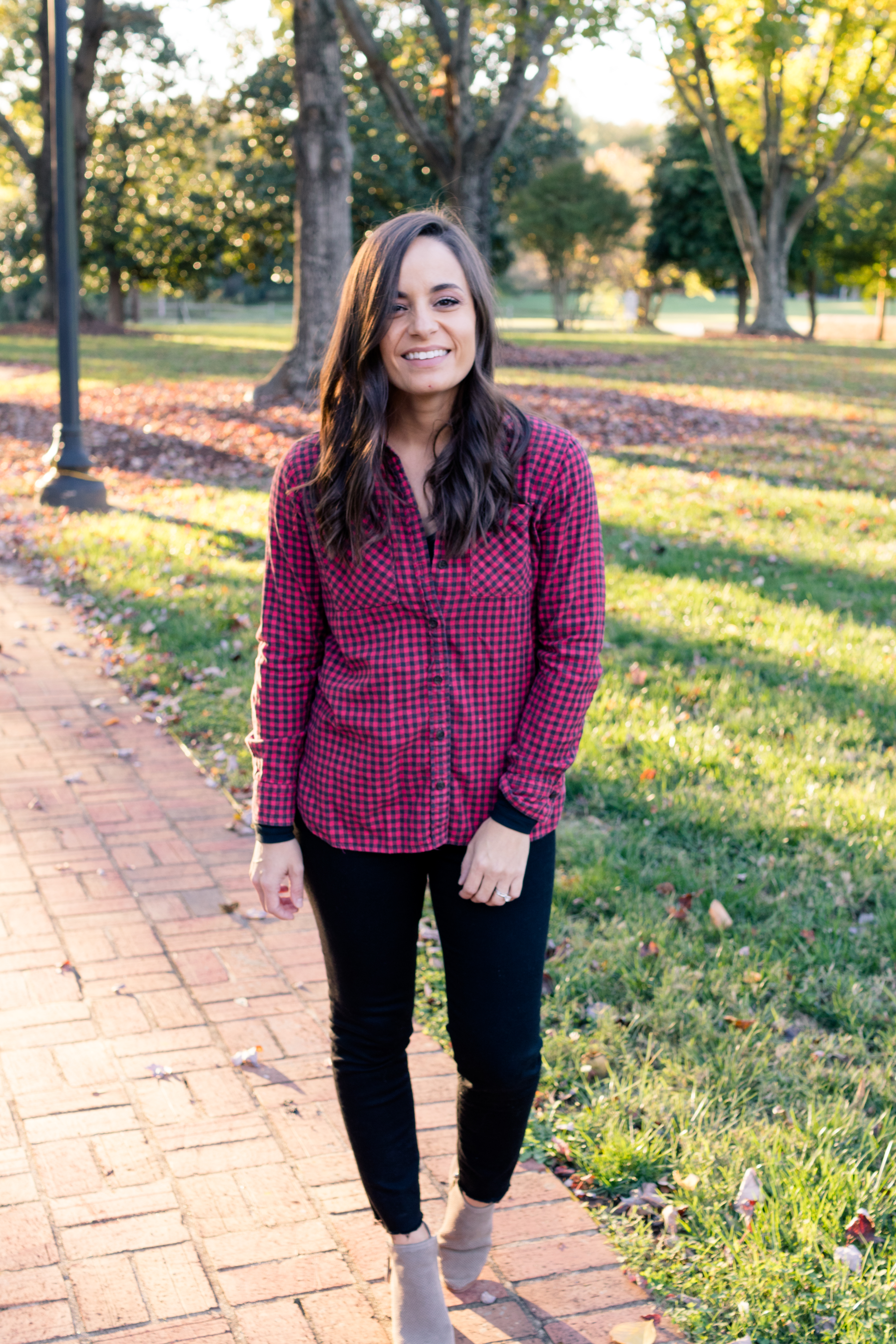 layered outfit for fall via pumps and push-ups blog | petite style blog | petite blogger | pumps and push-ups blog | cuddl duds
