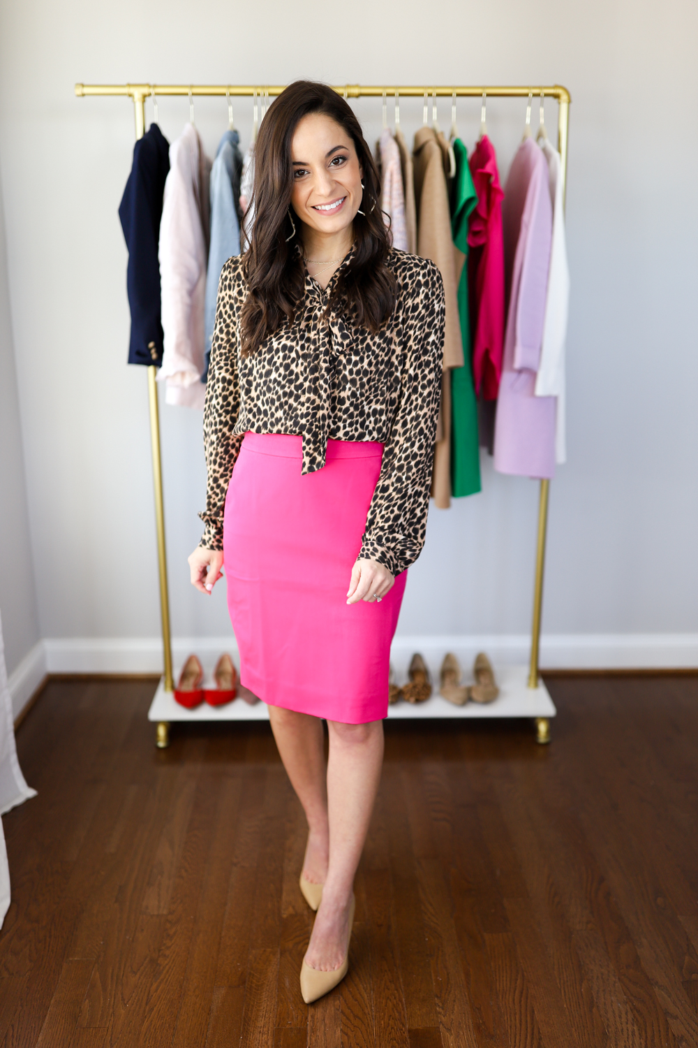 7 Outfits To Wear To Work Petite Style Pumps Push Ups