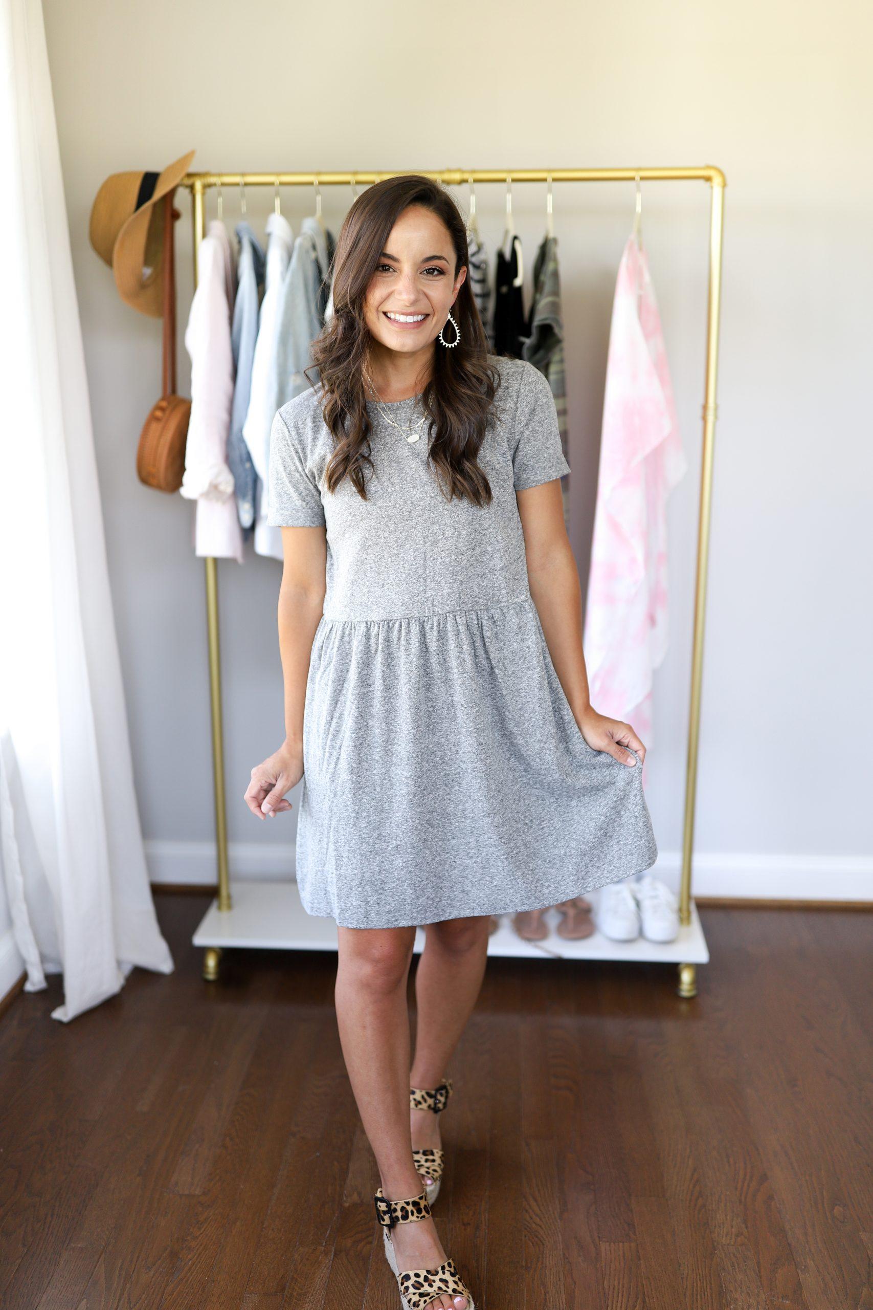 Petite Friendly T-Shirt Dresses | Pumps & Push Ups